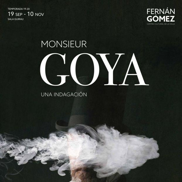 El Teatro Fernán Gómez de Madrid comienza la temporada con una obra homenaje a Goya