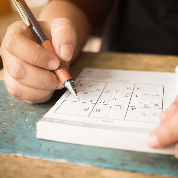 Cómo se hace un sudoku (Bigstock)