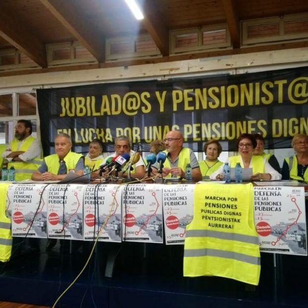 Diario de la Marcha por las Pensiones Públicas