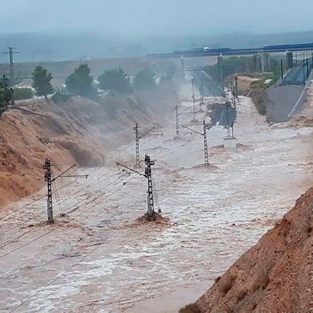 Primeras víctimas del temporal de la DANA: dos hermanos