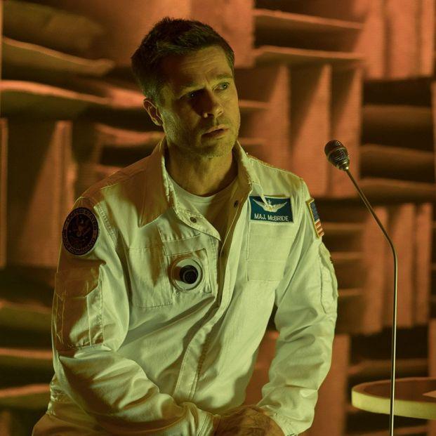 Brad Pitt surca el Sistema Solar en 'Ad Astra'