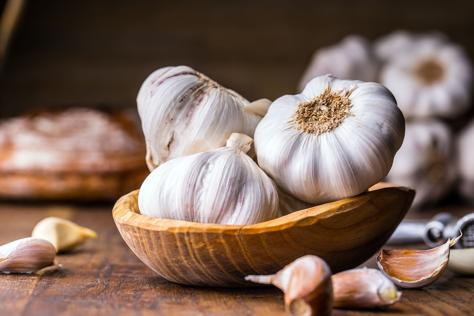 Los tipos de ajos que existen y sus saludables propiedades