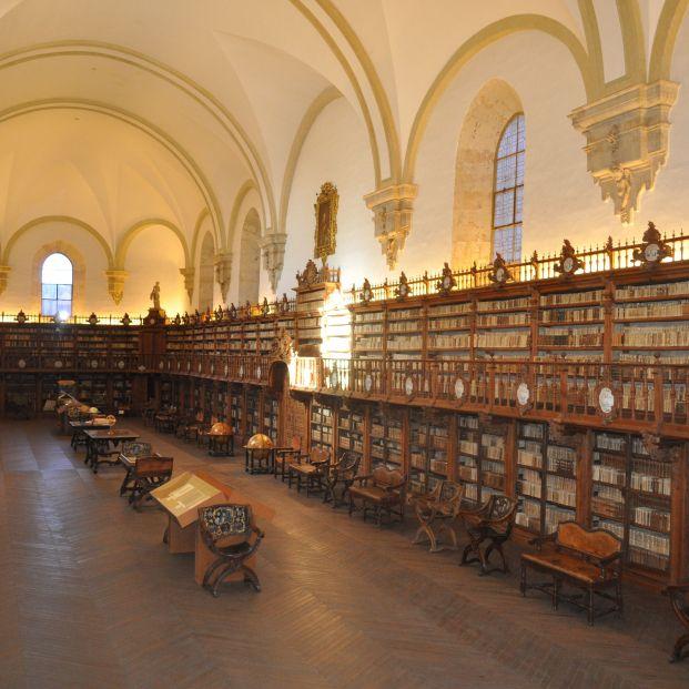 Las bibliotecas más bonitas de España; Biblioteca de la Universidad de Salamanca