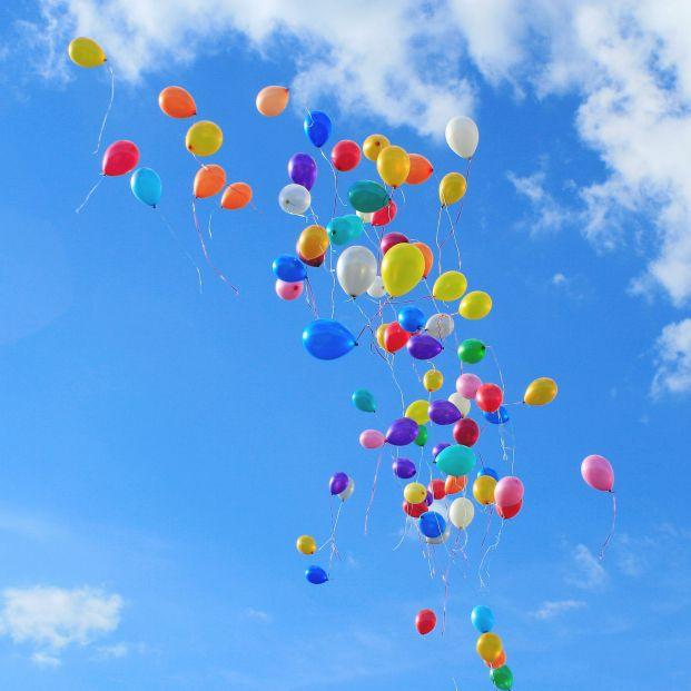 Cuáles son los peligros de los globos de plástico