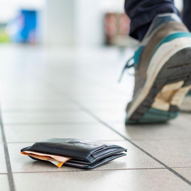 qué hacer si te roban la cartera