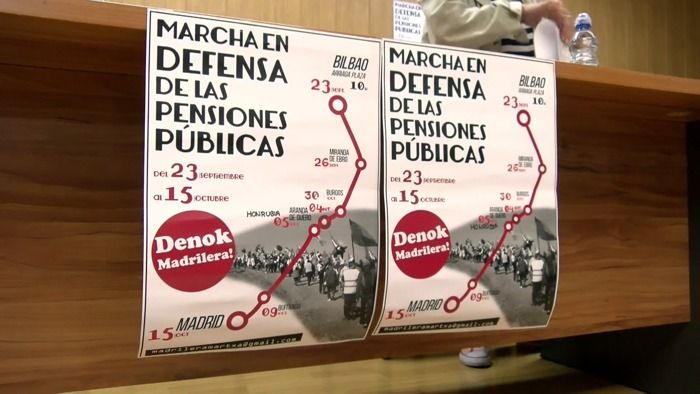 Defensa de las pensiones públicas