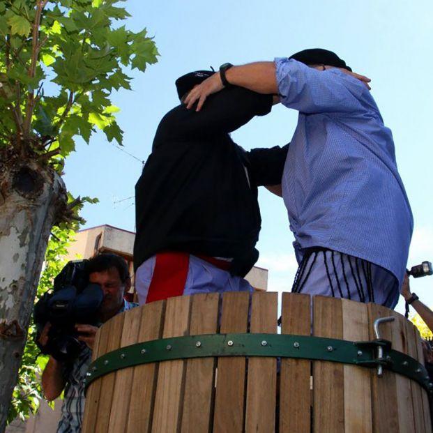 Baños de Ebro-Mañueta se prepara para la Fiesta de la Vendimia de la Rioja Alavesa