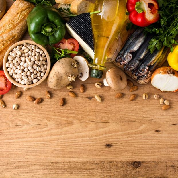 Pautas alimentarias para personas mayores con fibromialgia.