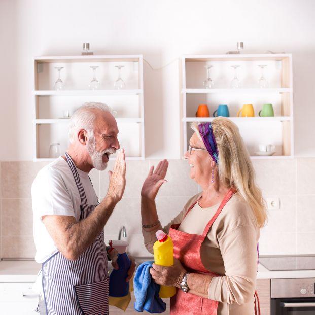 Limpiar y ordenar la casa reduce la ansiedad y nos hace más felices