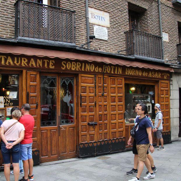 ¿Sabías que el restaurante más antiguo del mundo está en Madrid?