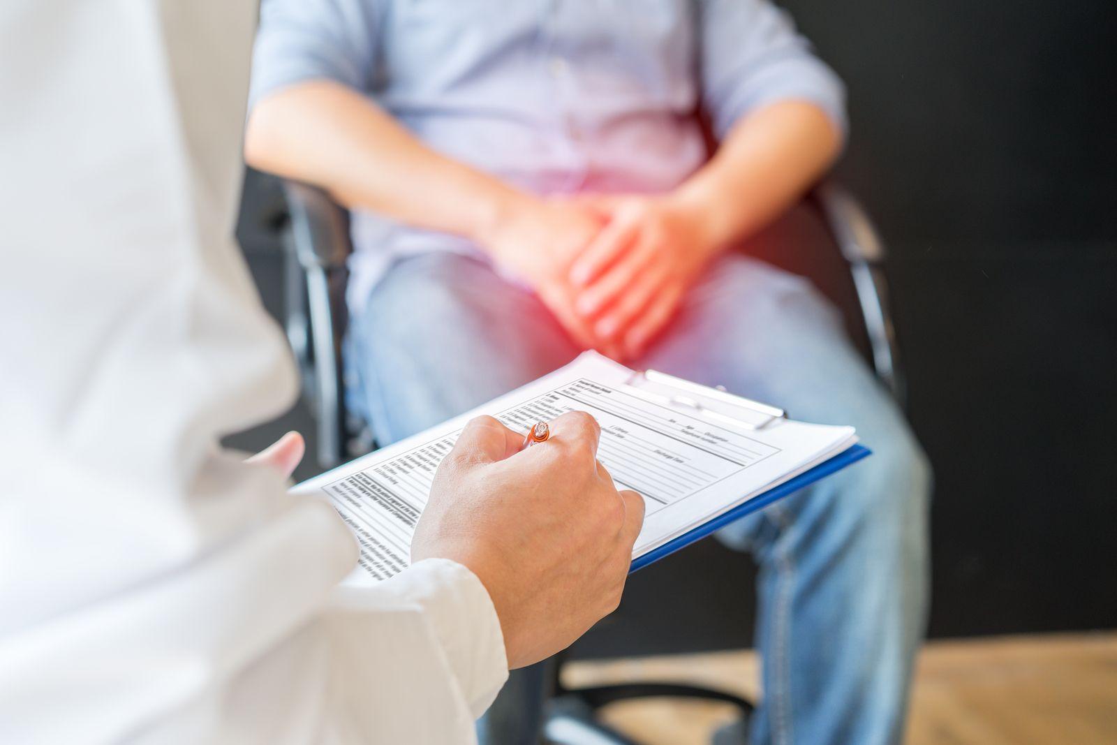 identificación del tratamiento del cáncer de próstata
