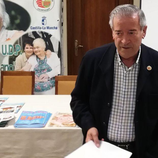 """Ramón Munera (UDP Castilla-La Mancha): """"La despoblación aboca a los mayores a la soledad"""""""