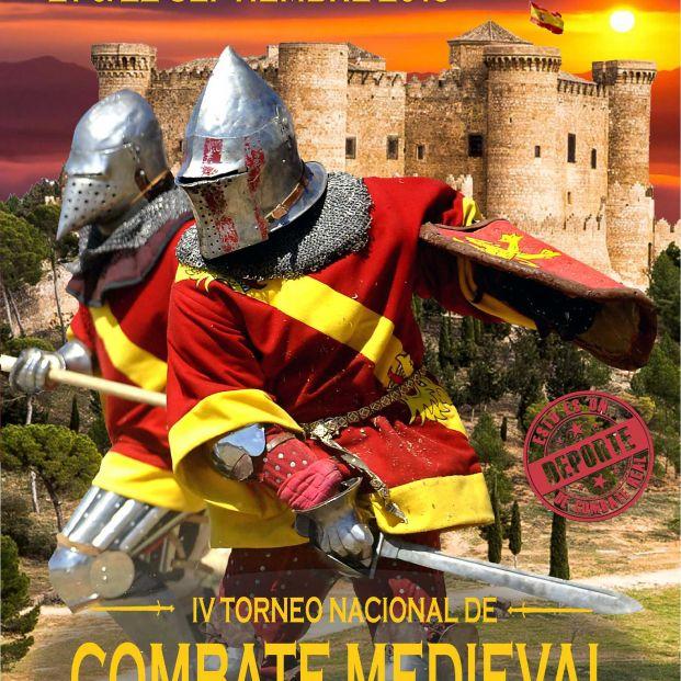 El Castillo de Belmonte se convierte en escenario de los mejores combates medievales