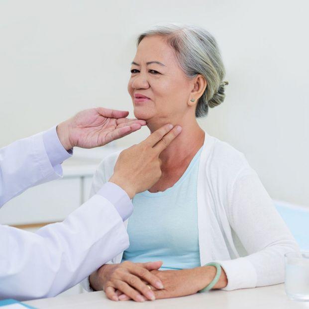 ¿Por qué suelen estar delgadas las personas con hipertiroidismo?