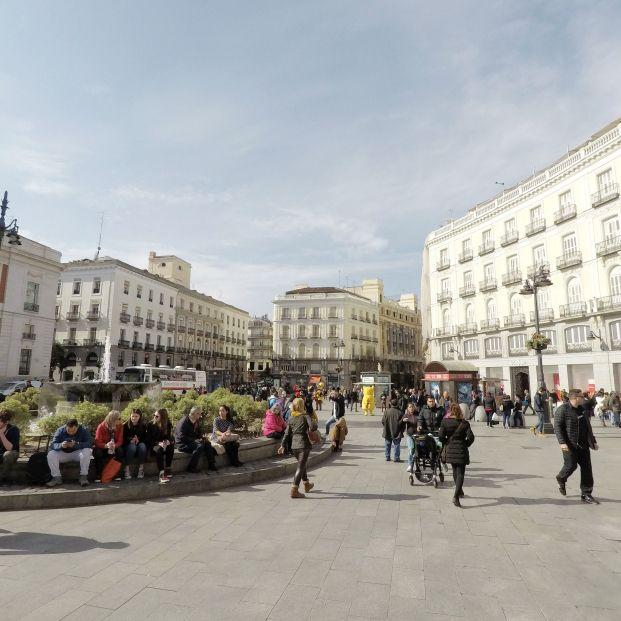 Almeida anuncia la peatonalización de la Puerta del Sol