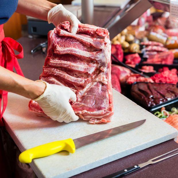 Lo que se consume para producir carne