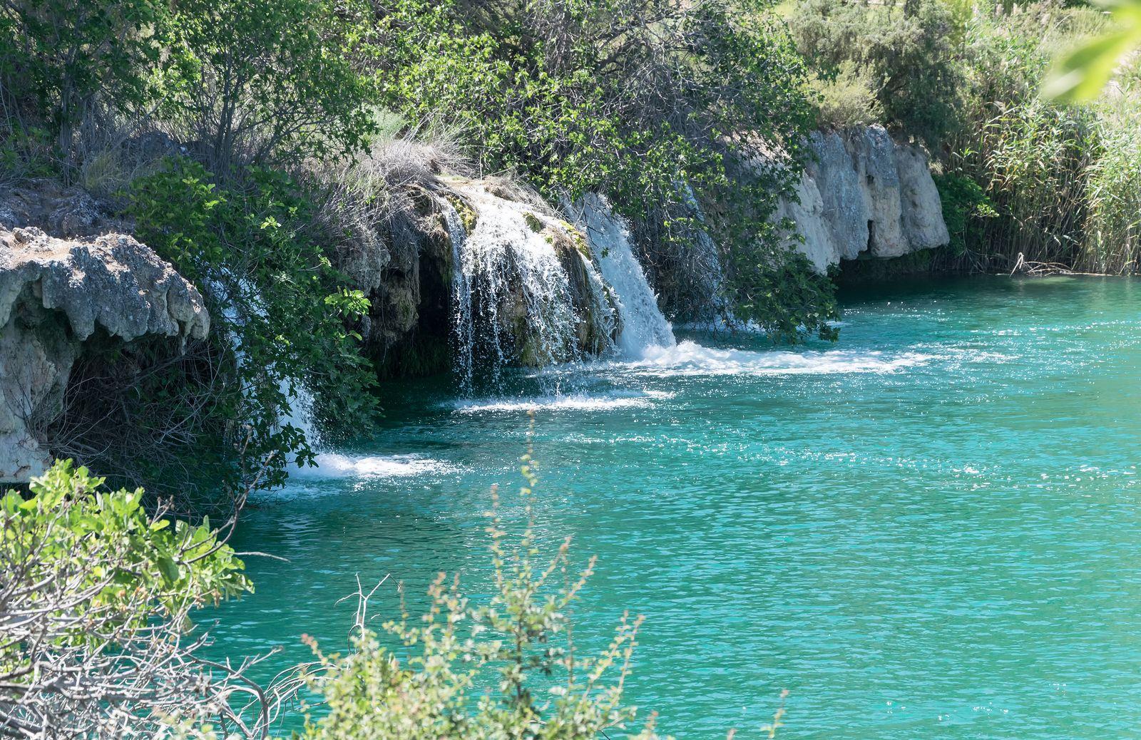 De Visita Al Parque Natural Lagunas De Ruidera