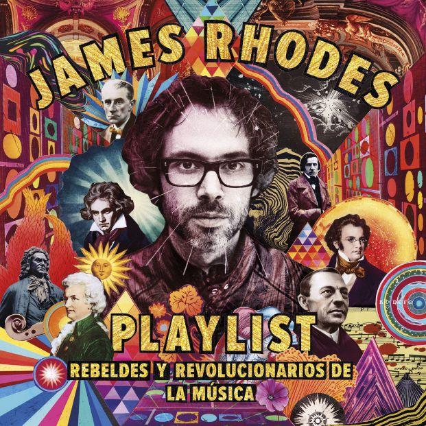 James Rhodes publica 'Playlist', una obra ilustrada sobre los maestros de la música clásica