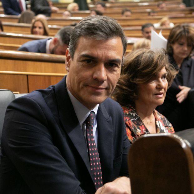 El Gobierno de Pedro Sánchez subirá las pensiones el 0,9% el año próximo