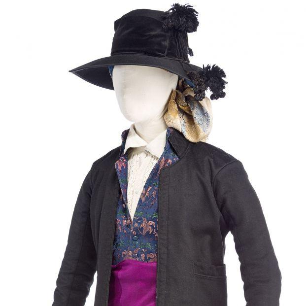'Iconos de indumentaria tradicional' en el Museo del Traje