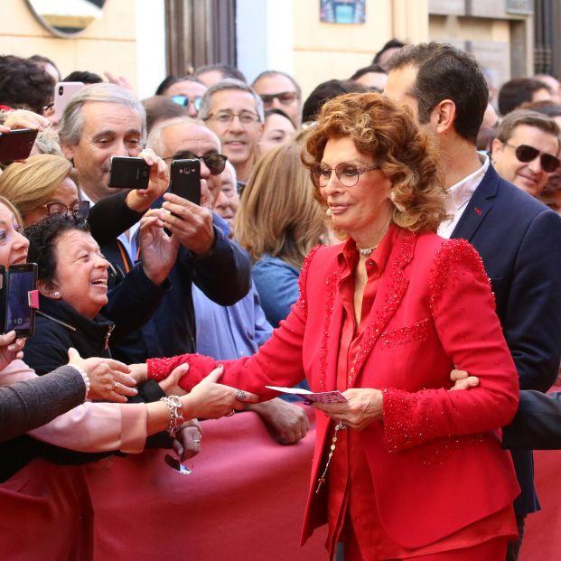 Sofía Loren, la gran dama del cine italiano, cumple 85 años