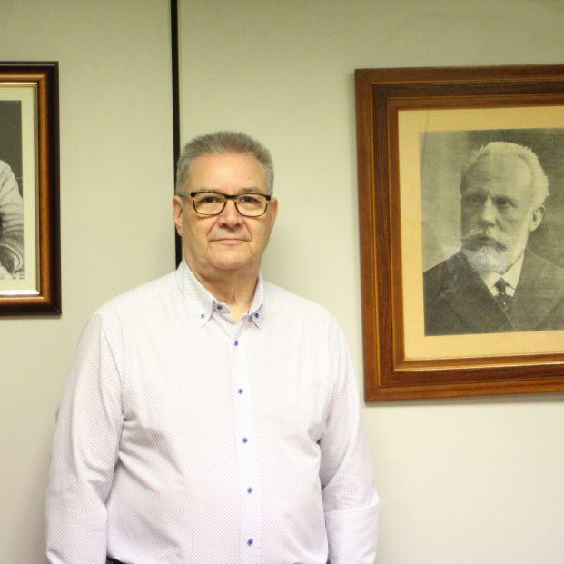 Anatolio Díaz, secretario general de UGT-UJP. Foto: Ana Bedia