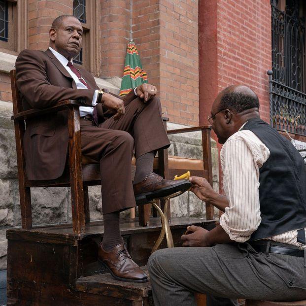 Whitaker en 'El padrino de Harlem', nueva serie de HBO España