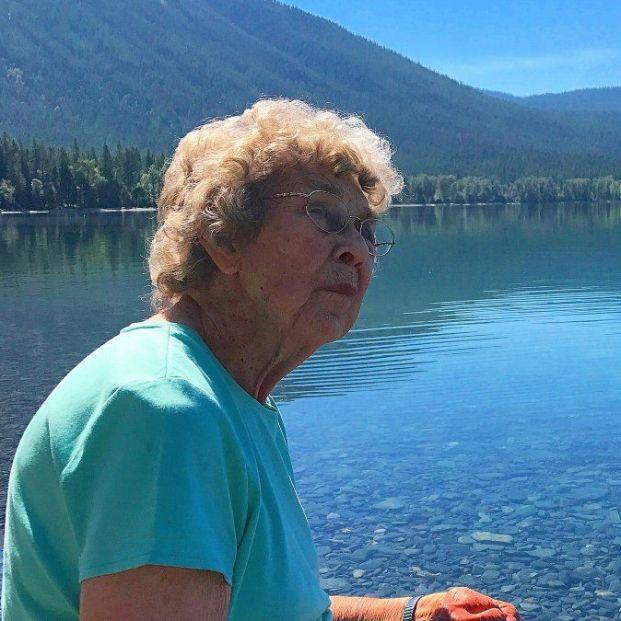 Una mujer de 89 años recorre los 61 parques nacionales de Estados Unidos junto a su nieto