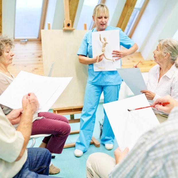 Actividades para las personas mayores en los centros cívicos de Vitoria
