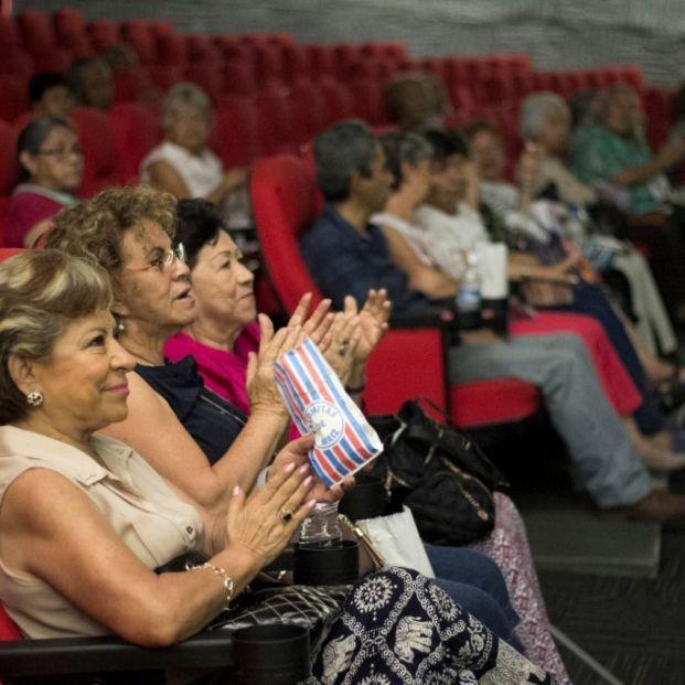 Mayores en el cine  IV FICMA Salamanca