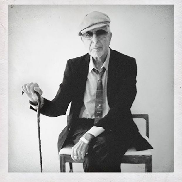 'The goal', primer adelanto del disco póstumo de Leonard Cohen