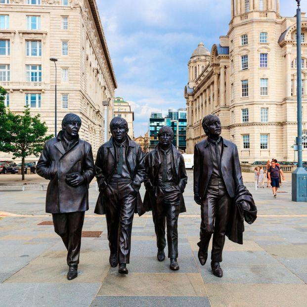 Recorre Liverpool con The Beatles: lugares más emblemáticos
