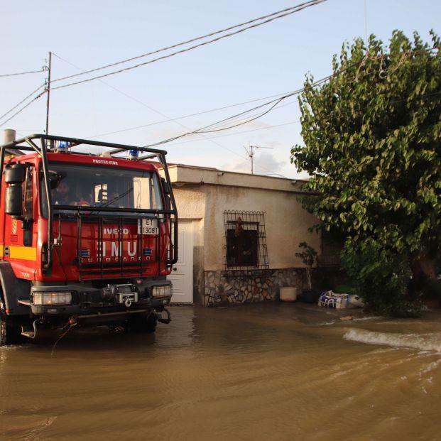 Los afectados del temporal en Valencia pueden pedir ayudas para comprar bienes de primera necesidad
