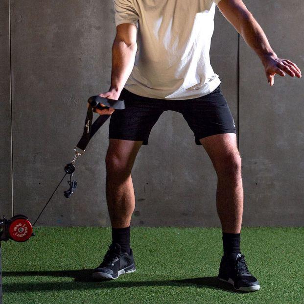Handy Gym, un mini gimnasio concebido para enfermos de Párkinson está revolucionando el fitness