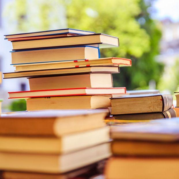 Dónde y cómo se pueden donar libros que ya no queremos
