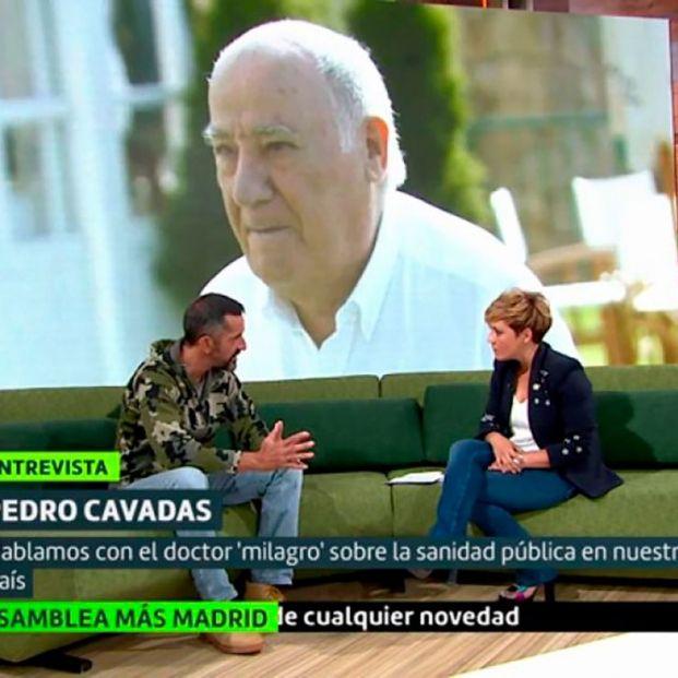 El contundente alegato de Pedro Cavadas en defensa de las donaciones de Amancio Ortega