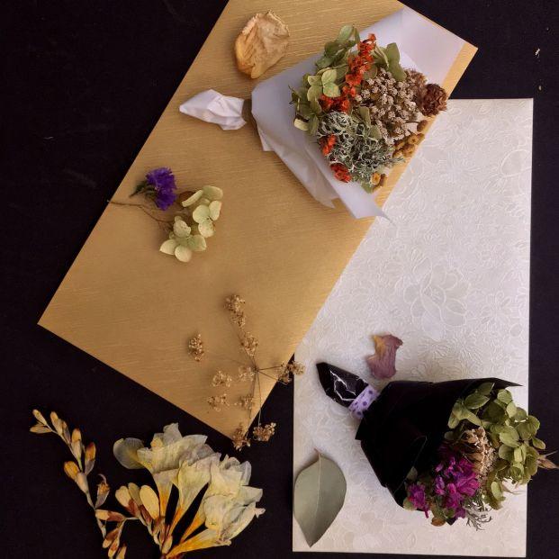 Cómo preparar tus propias flores secas