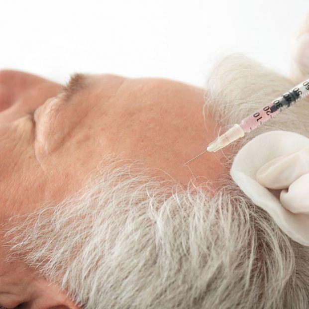 Ácido hialurónico en hombres mayores. Todo lo que debes saber