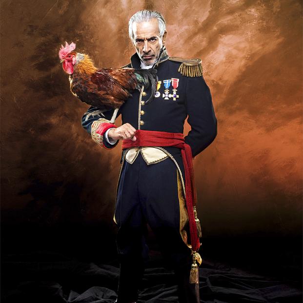 Imanol Airas protagoniza 'El coronel no tiene quien le escriba'