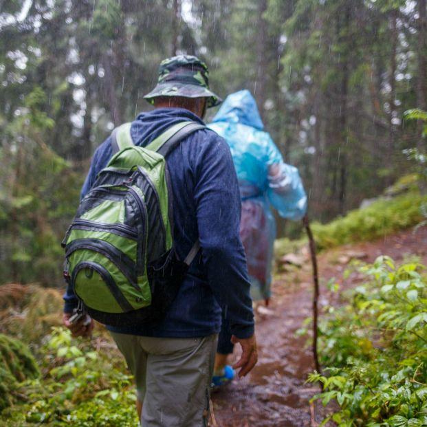 Montañismo en personas mayores