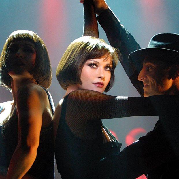 Zeta Jones en 'Chicago', uno de los mejores musicales (2002) (Miramax)