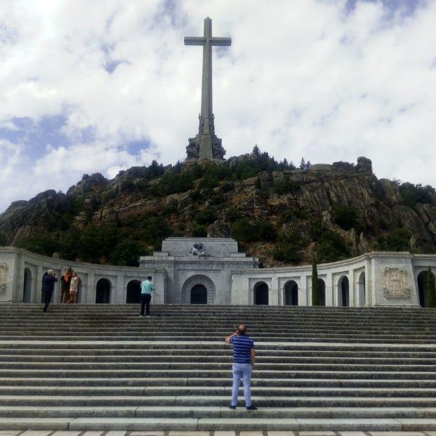 Valle de los Caídos, las visitas caen más de la mitad después de la exhumación de Franco