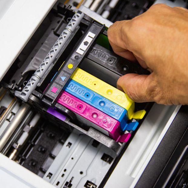 Sabes cuáles son los diferentes tipos de cartuchos de impresora de tinta