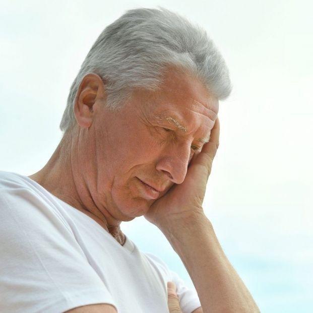 Signos del estrés en la piel de las personas mayores
