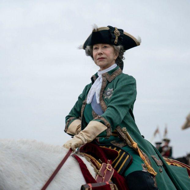 Helen Mirren se convierte en 'Catalina la Grande'