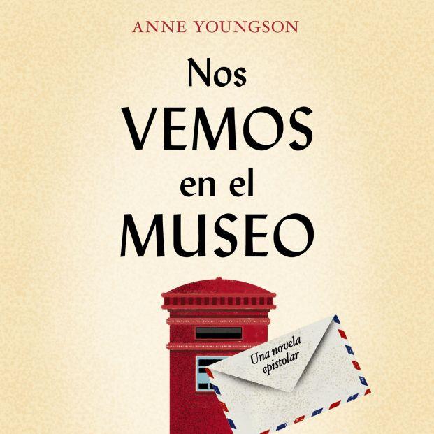 Anne Youngson debuta como escritora a los 67 años