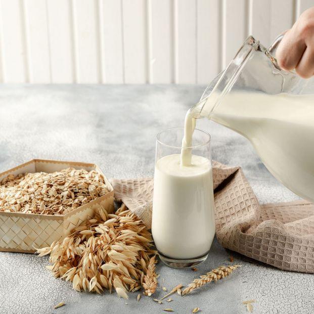 La leche es rica en zinc (bigstock)