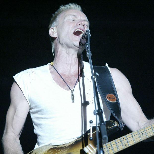 El cantante Sting cumple 68 años