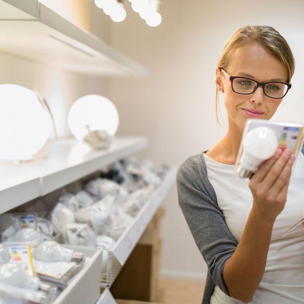 Consejos para elegir bombillas de bajo consumo