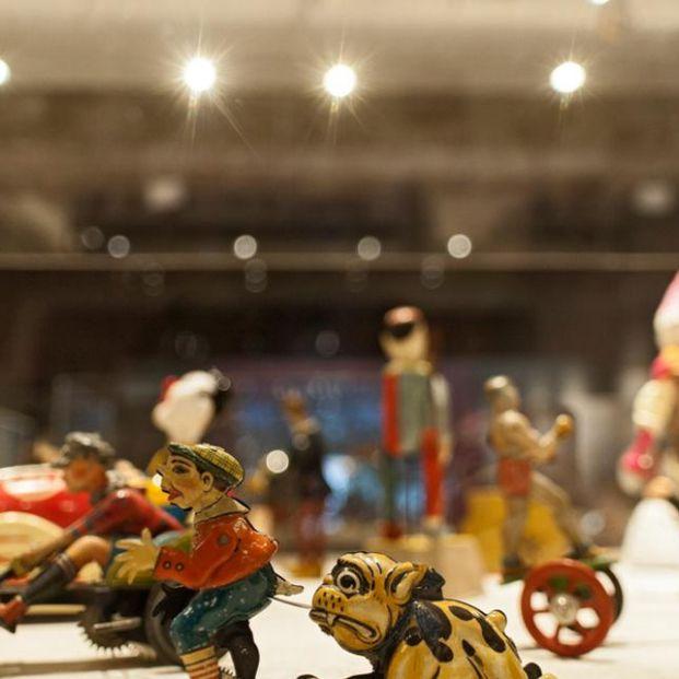 Museo del juguete, en Ibi